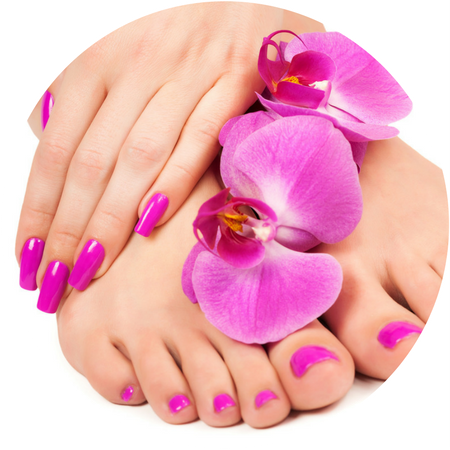 pedicure nagels belle beauty at home