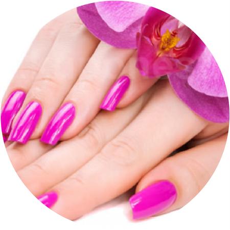 manicure kunstnagels belle beauty at home